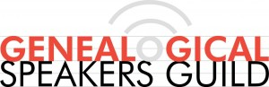 Genealogical Speakers Guild - logo