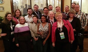 #NextGen Genealogy Network Dinner