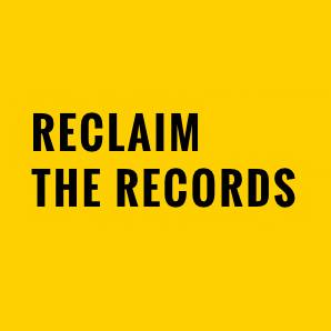 ReclaimTheRecords